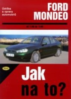 Kniha FORD MONDEO /88 - 136 PS a diesel/ 11/92 - 11/00  2.upr.vyd.