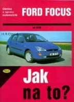 Kniha FORD FOCUS /75 - 130 PS a diesel/ od 10/98