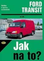 Kniha FORD TRANSIT /diesel a turbodiesel 2,5 l/ od 2/86