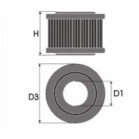 Sportovní filtr Green FORD ESCORT 1,1L rok výroby 86-90