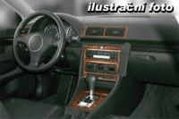 Decor interiéru Ford Galaxy -manuál. převodovka rok výroby od 04.00 -2 díly konzola man. řazeni a popelnik