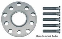 HR podložky pod kola (1pár) FORD Escort ALD+ALF+ABET+ABFT+AWA rozteč 108mm 4 otvory stř.náboj 63,3mm -šířka 1podložky 5mm /sada obsahuje montážní materiál (šrouby, matice)