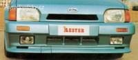 LESTER přední nárazník s 2 světlomety Ford Escort III -- rok výroby 86-90