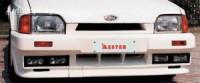 LESTER přední nárazník se 4 světlomety Ford Escort III