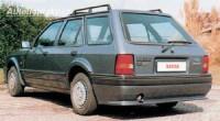 LESTER lemy blatníků Ford Escort III 4dv. -- rok výroby 86-90